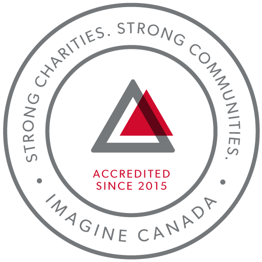 The Standards Program Trustmark is a mark of Imagine Canada used under licence by Make A Change Canada