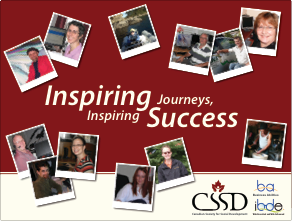 Success Stories booklet cover page